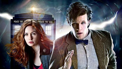 Doctor Who travelling to America