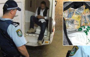 Guatemalans arrested after $1.3m seized in Sydney storage unit