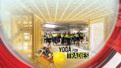 Yoga for tradies