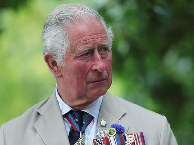 Prince Charles, August 2020