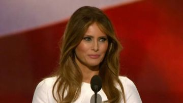9RAW: Melania Trump speaks at Republican National Convention