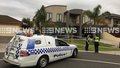 Police shoot at teen wielding axe in aggravated burglary