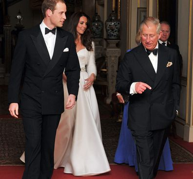Kate Middletons Second Wedding Dress Was Just As Beautiful 9honey