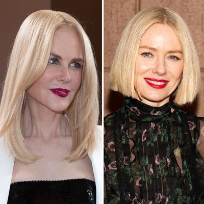 Naomi Watts and Nicole Kidman