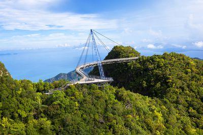 <strong>The Langkawi SkyBridge, Malaysia</strong>