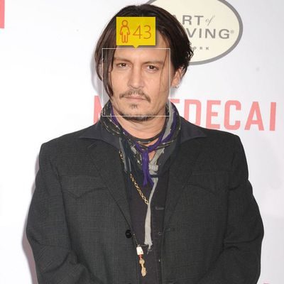 <p>Johnny Depp, 51</p>