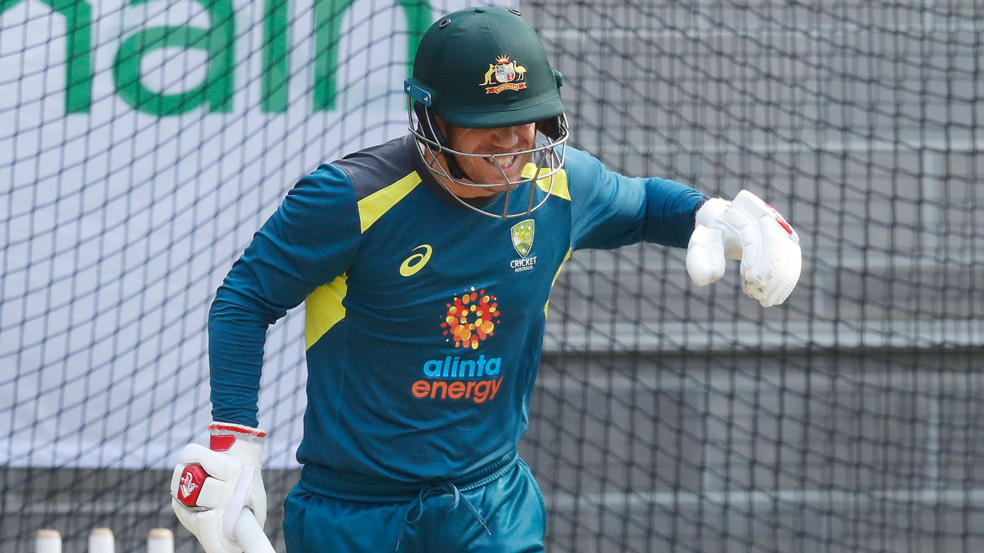 David Warner sends injury scare through Australian camp after suffering hand injury in net session