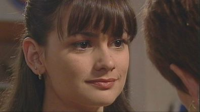 Home and Away's Kristy Wright makes acting return: Watch