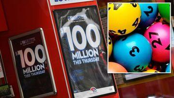 Australia lotto 100 million win