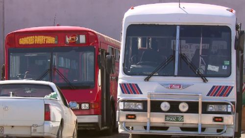 All 27 buses were found to be defective. (9NEWS)