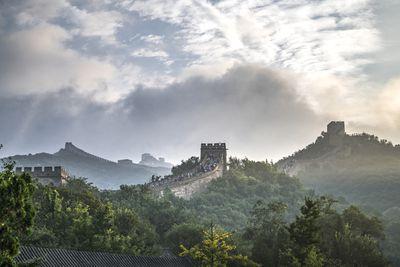 <strong>9. Great Wall of China & Beijing, China</strong>