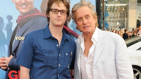 Michael Douglas' son put in solitary confinement in jail
