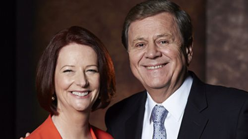 Julia Gillard will break her silence in her interview with Ray Martin. (9NEWS)
