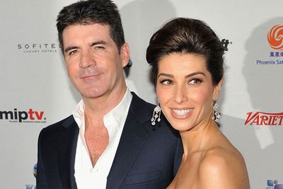 """A survey by dating website SeekingArrangement.com crowned Simon as the perfect """"sugar daddy"""".<br/><br/>Not surprising considering he famously gave his ex, UK TV presenter Terri Seymour, a multi-million dollar pad when the duo called it quits in 2008.<br/><br/>More recently he set his ex-fiancée Mezhgan Hussainy (pictured) up in an $8 million pad following their split."""