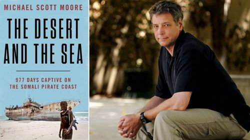 Michael Scott Moore, author of The Desert and the Sea.