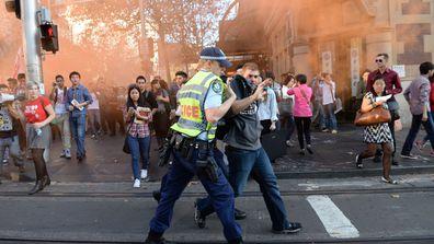 Student protests erupt across Australia