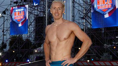 Australian Ninja Warrior 2020 Ben Polson