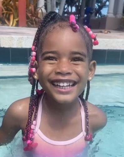 Rapper Fetty Wap's daughter Lauren dies aged four.
