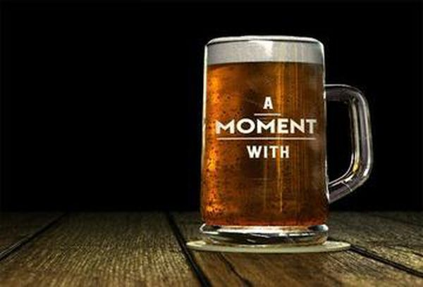 A Moment With...
