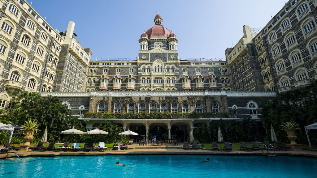 balance scorecard at the taj mahal palace hotel mumbai