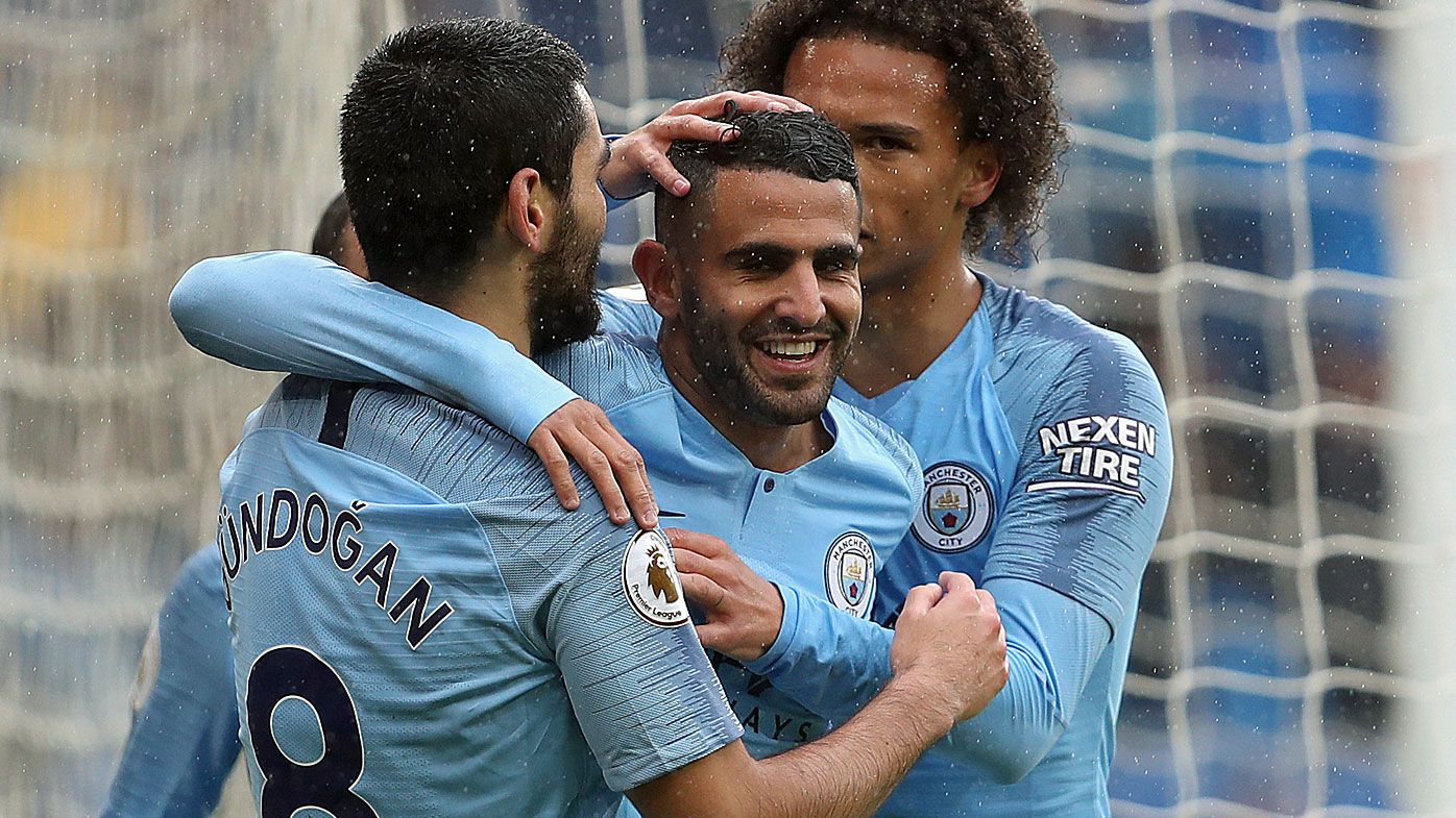 Liverpool go top of EPL, Manchester City demolish Cardiff