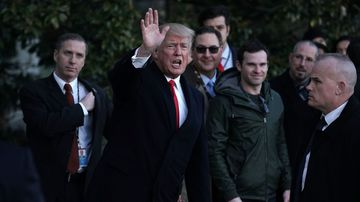 US shutdown: 'Another embarrassing example of a dysfunctional White House'