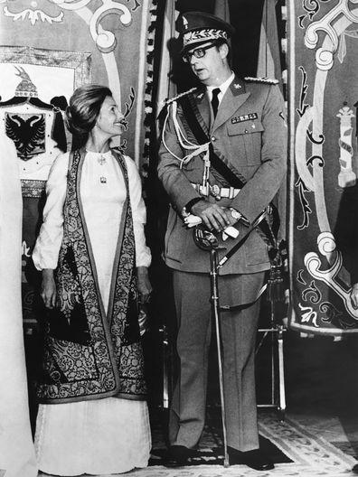 Queen Susan of Albania
