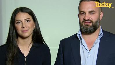 Leila and Danny Abdallah