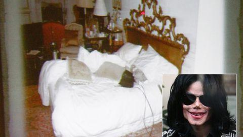 Michael Jackson's death bed for sale