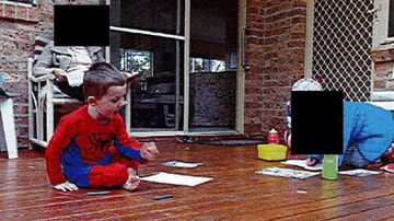 William Tyrrell was wearing a Spider-Man outfit the day he vanished.