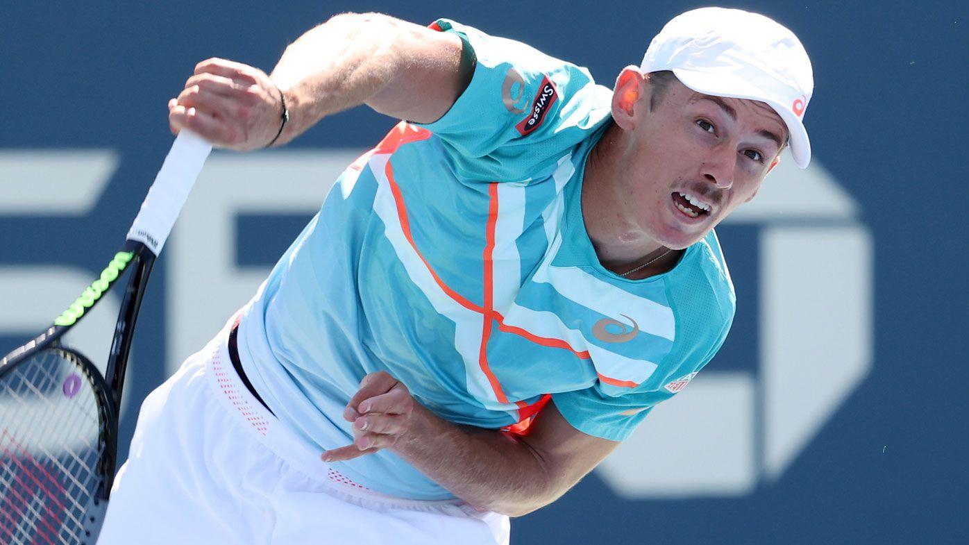 Alex de Minaur comes back to beat 11th seed Karen Khachanov in US Open third round