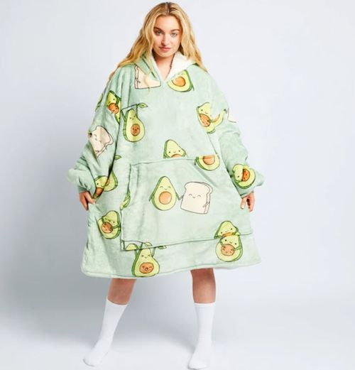 Who doesn't need an avocado Oodie in their lives?