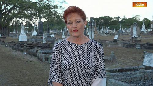 Pauline Hanson government income tax cuts plan refusal Federal politics news Australia