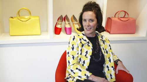 Kate Spade was found dead yesterday after tragically taking her own life.