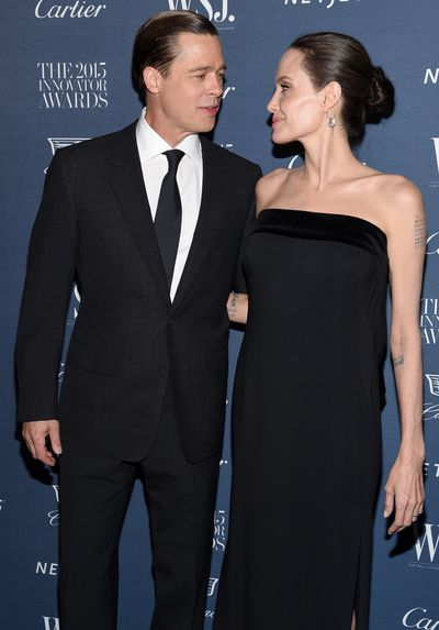 Brad and Angelina were just two of the stylish power players in attendance at the WSJ Magazine's 2015 Innovator of the Year Awards. See the other famous faces who gathered in New York to celebrate some of this year's most notable creatives.