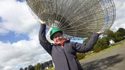 Mysterious radio bursts traced to early opening of microwaves