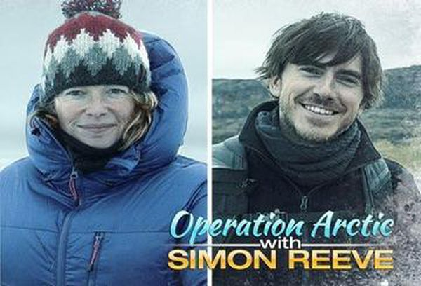 Operation Arctic with Simon Reeve