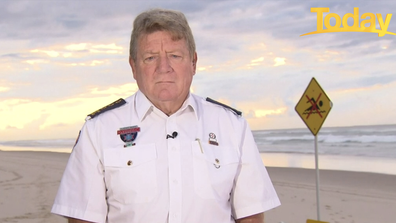 NSW ambulance inspector Terry Savage said the shark was particularly aggressive.