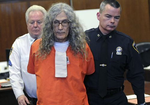 Convicted serial killer Rodney Alcala appears in court in New York in 2013. Alcala was sentenced to an additional 25 years to life in prison after pleading guilty to murdering two young women here in the 1970s