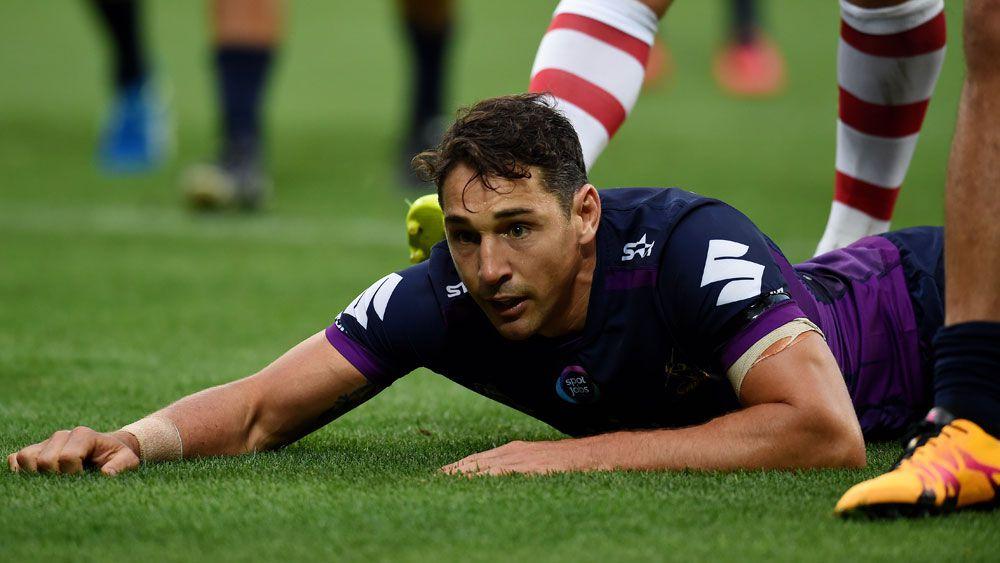 Bellamy rules out early Slater NRL return