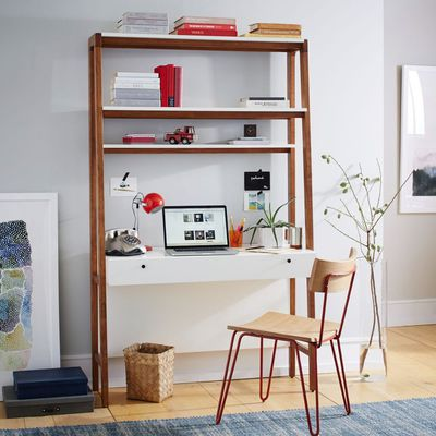 Try a wall desk