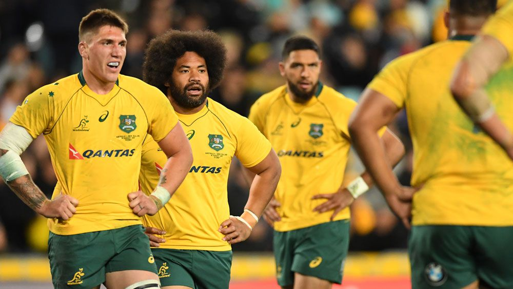 Michael Cheika silent on former fly-half Michael Lynagh's Wallabies blast over Bledisloe Cup hammering to All Blacks