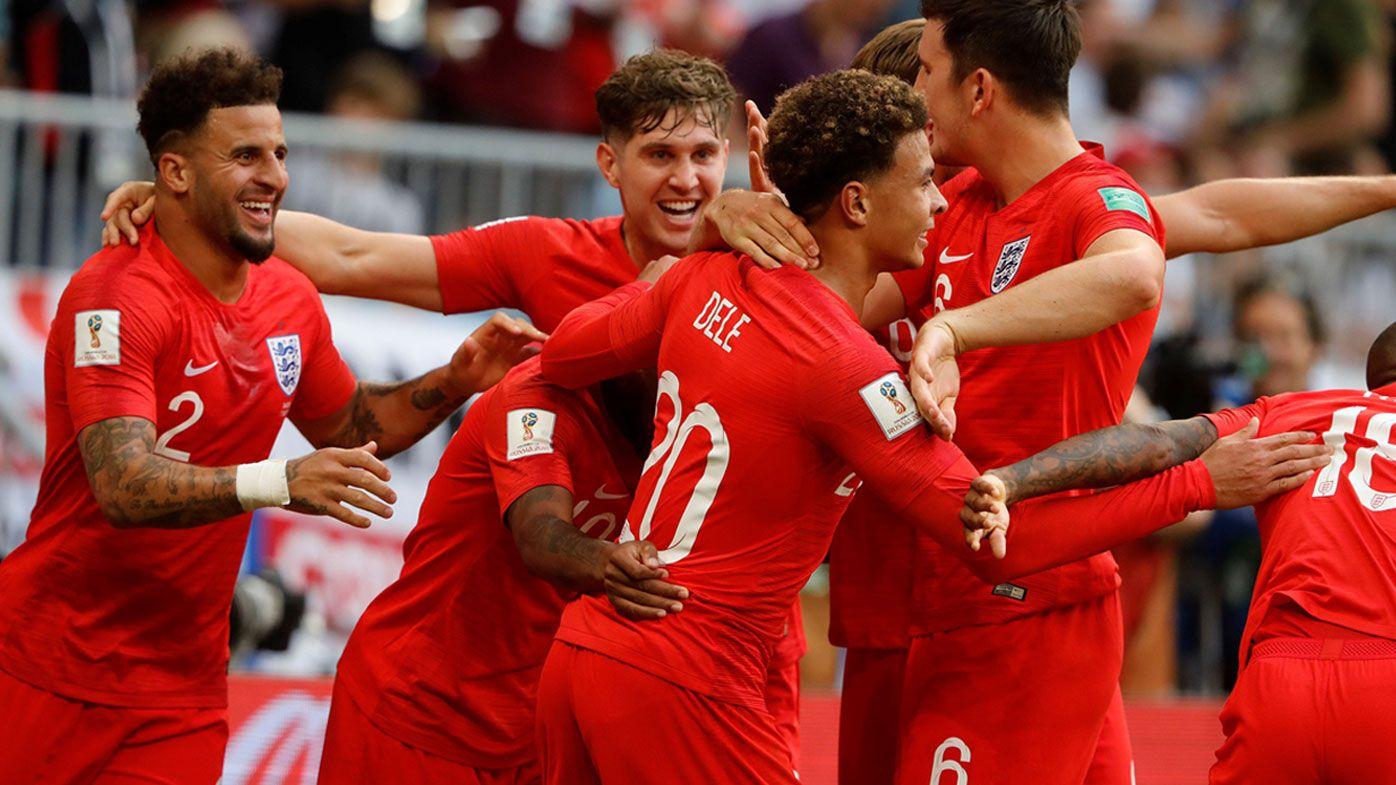 England beat Sweden 2-0, make semi-finals