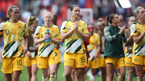 Matildas downed in World Cup opener against Italy