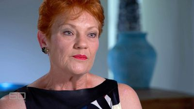 Election 'definitely not a failure' for One Nation