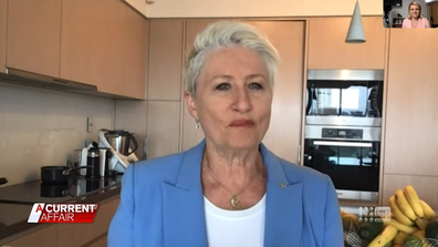 Dr Kerryn Phelps has written a cookbook that purports to help Australians eat healthy at home.