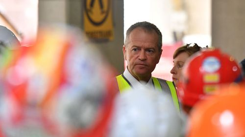 Bill Shorten will put up taxes on retirees, the Coalition has declared.
