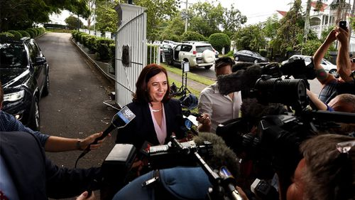 Palaszczuk to reveal new Queensland ministry