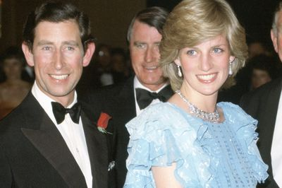 Diana, Princess of Wales: The Queen's King Faisal necklace