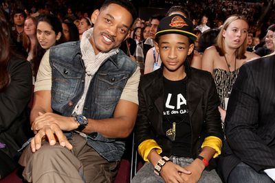 If asking your 13 year old son about kissing at a press conference isn't embarrassing, then we don't  know what is. <br/><br/>Will Smith, former star of <i>The Fresh Prince</i>, did just that to his son Jaden, only a few months ago. At a media conference for Jaden's film, <i>The Karate Kid</i> in June this year, Will asked his son about a kissing scene in the movie. Daaaaaaad!